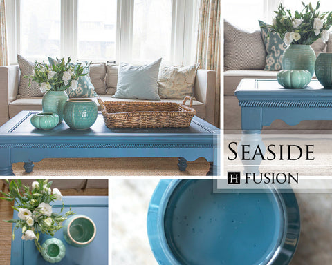 SEASIDE Fusion™ Mineral Paint - Rustic Farmhouse Charm