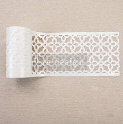 "Redesign Stick & Style Stencil Roll - Calypso Lattice 4"" x 15 yds (13.716m)"