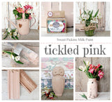 TICKLED PINK Sweet Pickins Milk Paint