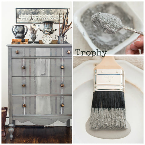 TROPHY Miss Mustard Seed's Milk Paint - Rustic Farmhouse Charm