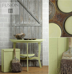UPPER CANADA GREEN Fusion™ Mineral Paint - Rustic Farmhouse Charm