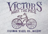 Victors Bicycles (A4) - Rustic Farmhouse Charm