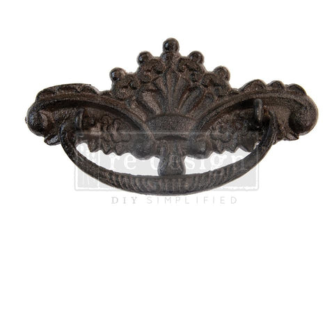 Redesign Cast Iron Pull - VULCAN REGAL 12cm x 6.4cm