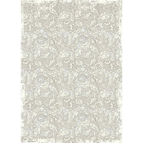 WALLPAPER2 Rice Paper by Stamperia (A3) - Rustic Farmhouse Charm
