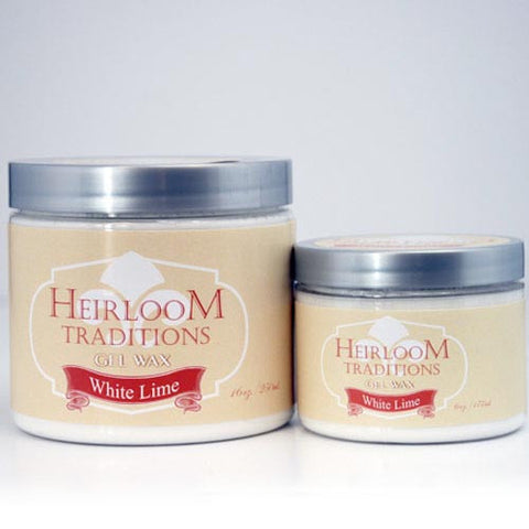 WHITE LIME Gel Wax by Heirloom Traditions Paint - Rustic Farmhouse Charm