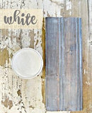 WHITE Beeswax Furniture Polish 3.5oz (99g) by Sweet Pickins - Rustic Farmhouse Charm