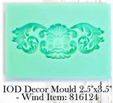IOD Decor Mould: Wind