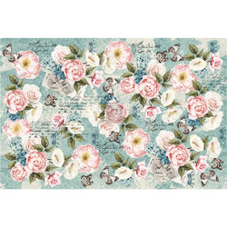 PRE-ORDER by 21 September 7pm WST Redesign Decoupage Paper - ZOLA (76.2cm x 48.26cm)