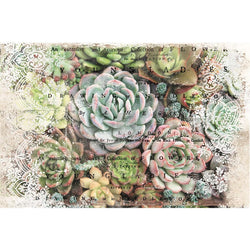 PRE-ORDER by 21 September 7pm WST Redesign Decoupage Paper - ZURI (76.2cm x 48.26cm)