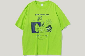 """Everything Is Blue"" T-Shirt"