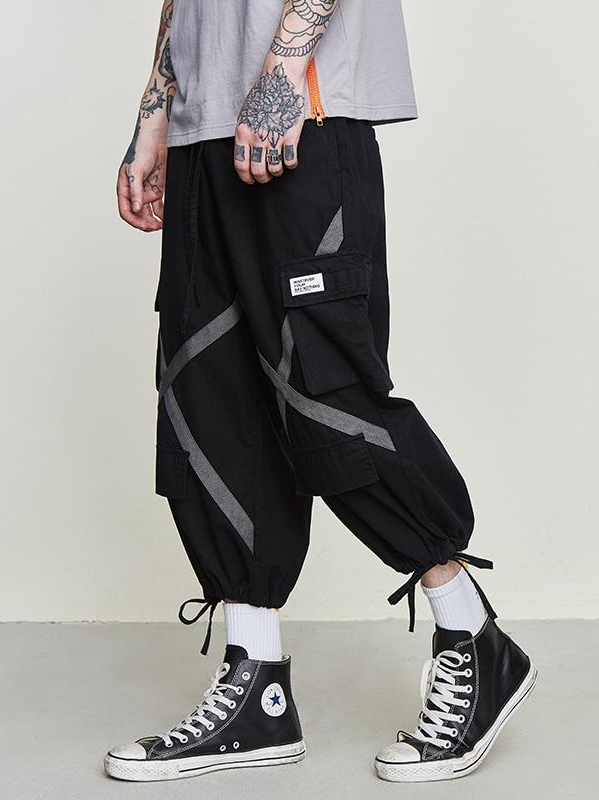 Baggy Cargo Pants - This Is For Him