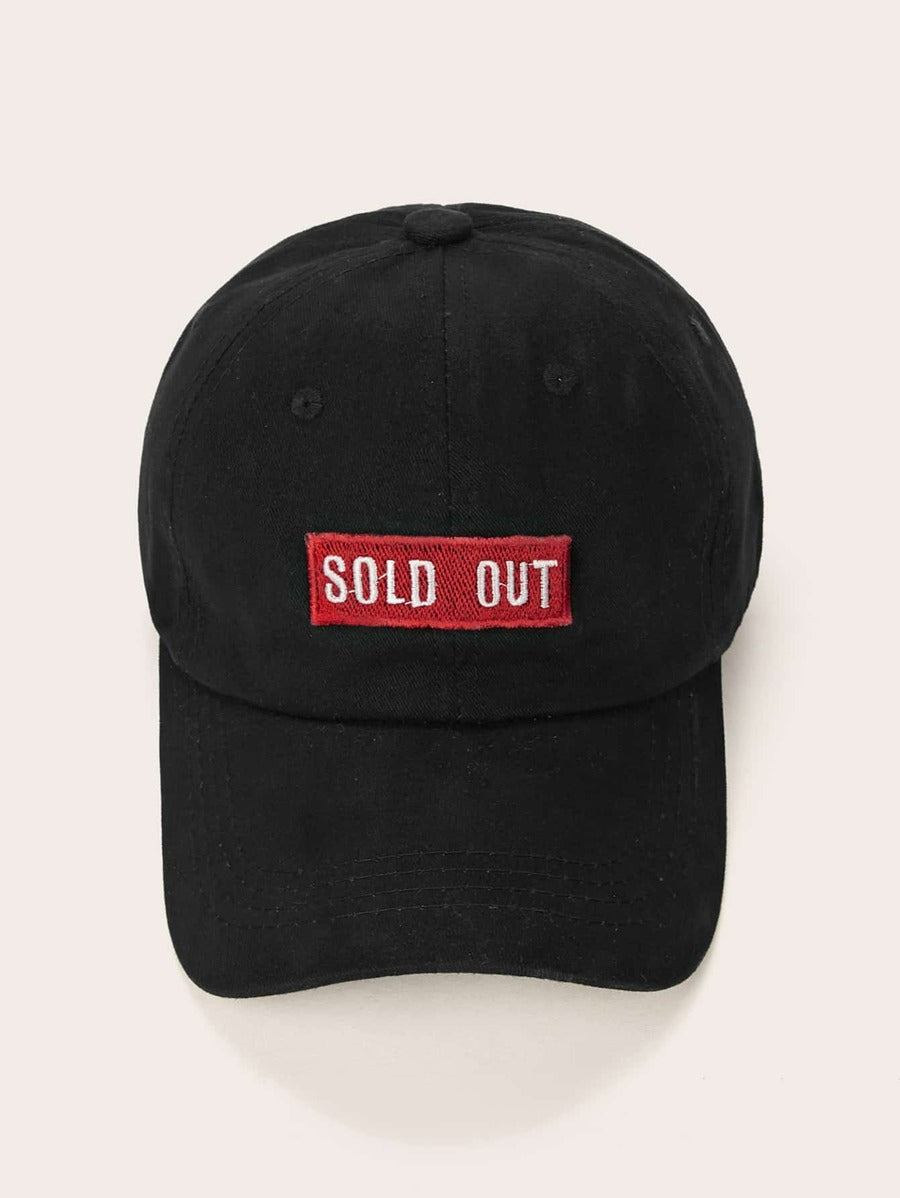 Sold Out Baseball Cap
