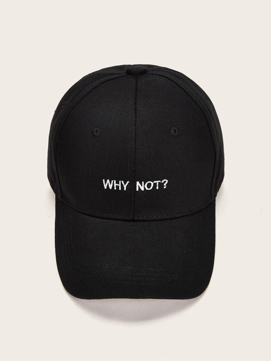 Why Not? Cap