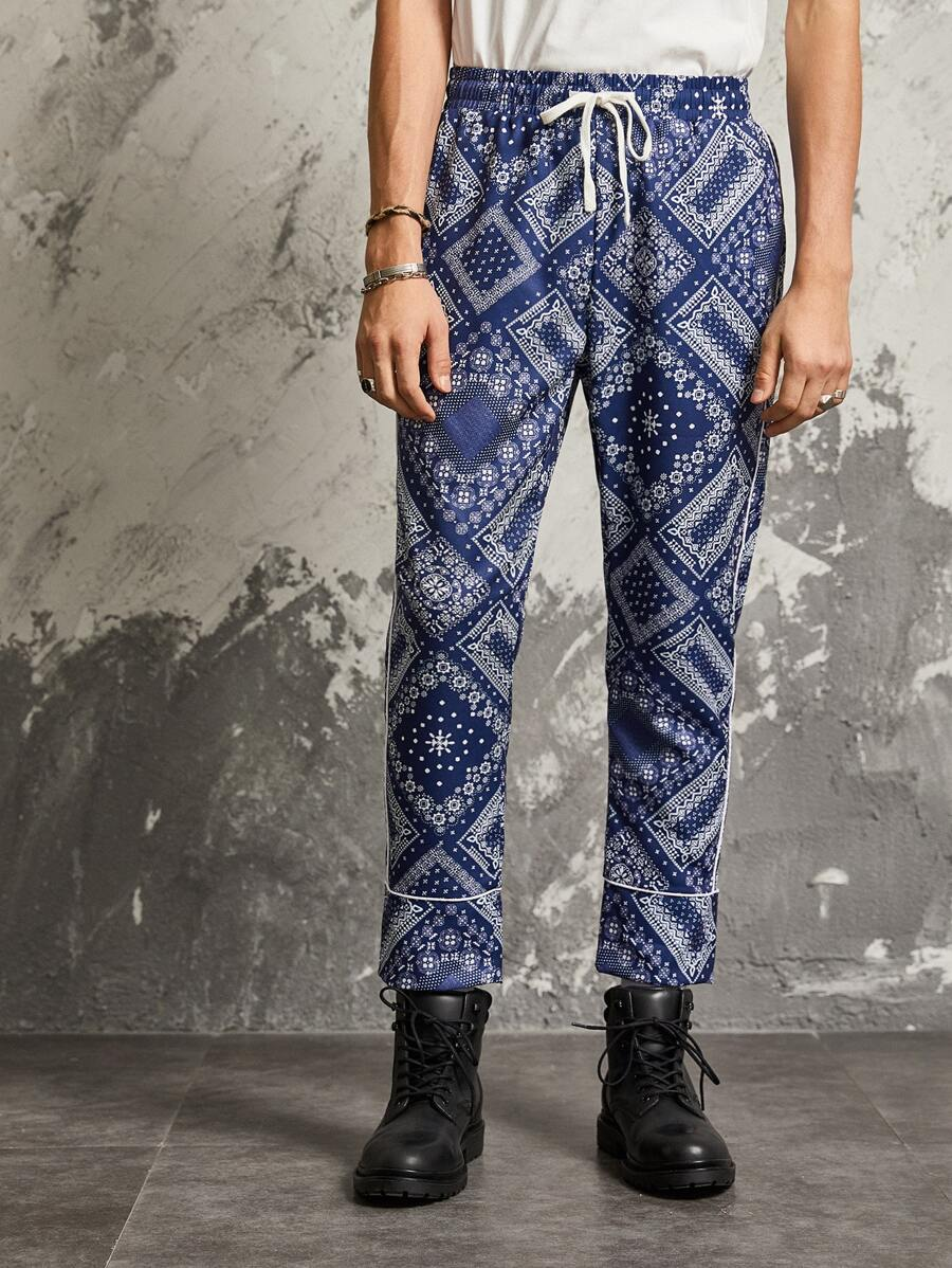 Tribal Print Pants - This Is For Him