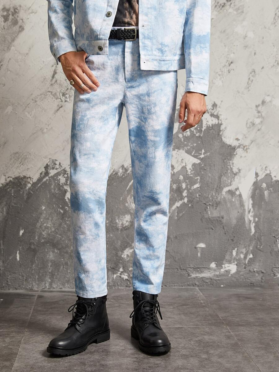 Tie Dye Pants - This Is For Him