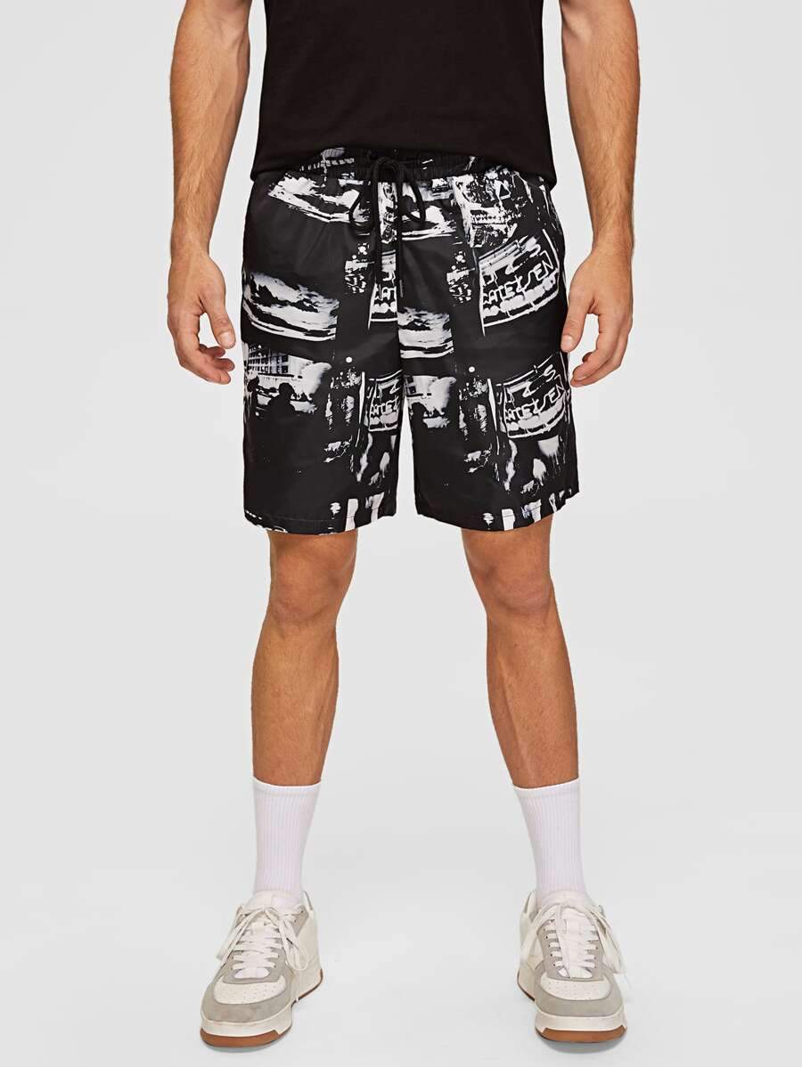 Graphic Shorts