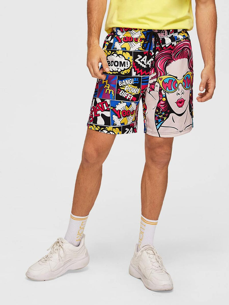 Comic Strip Shorts