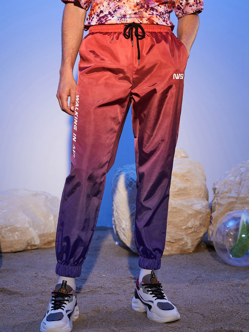 NASA Ombre Pants - This Is For Him