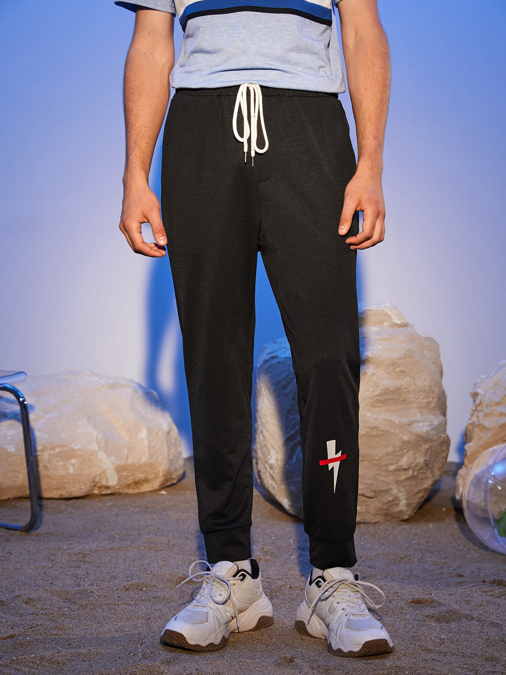 Lighting Sweatpants - This Is For Him