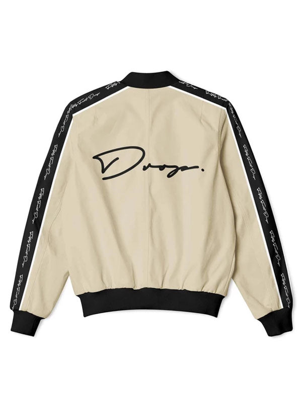 Fifty Foot Drop The Drop Sand Tracksuit Jacket