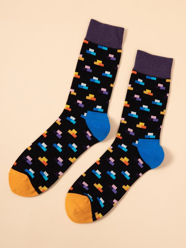 Blocks Socks