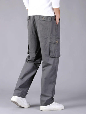 Pocket Cargo Pants 2