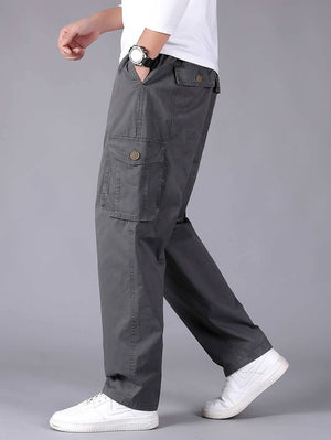 Pocket Cargo Pants 4