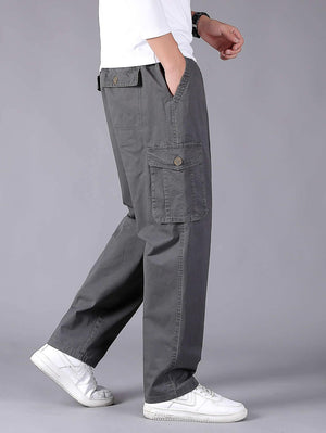 Pocket Cargo Pants 6