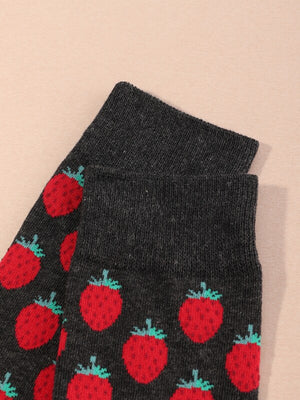 Strawberry Socks 4