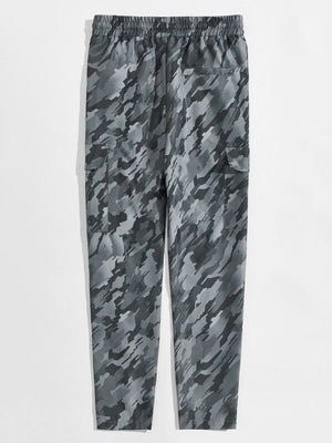 Camouflage Cargo Pants 2