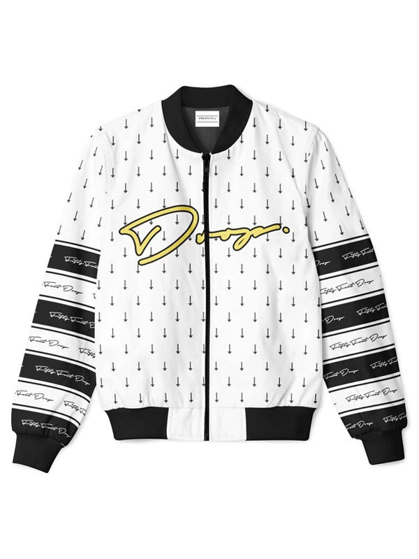 Fifty Foot Drop The Drop 2 Tracksuit Jacket
