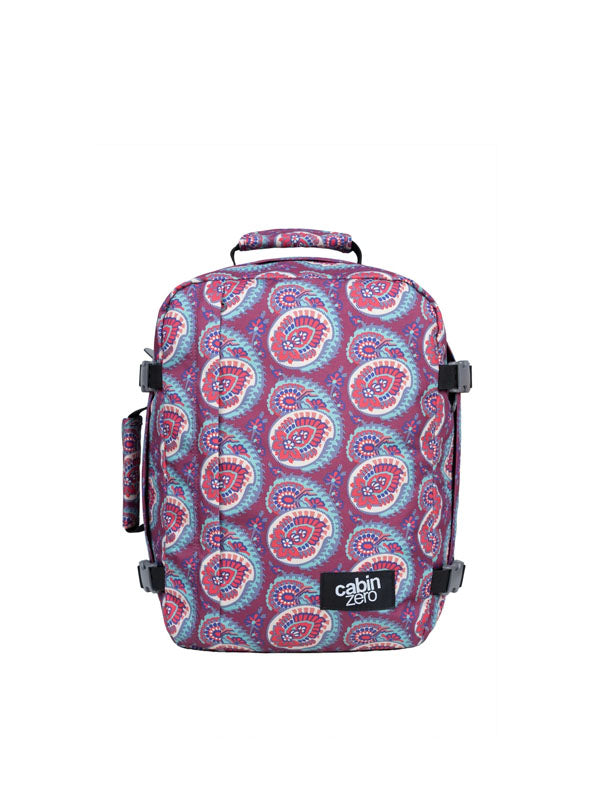 Cabinzero Classic 28L V&A Edition Backpack in Paisley Print