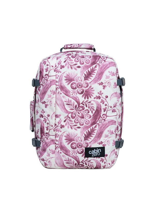Cabinzero Classic 36L V&A Edition Backpack in Spitafields Print