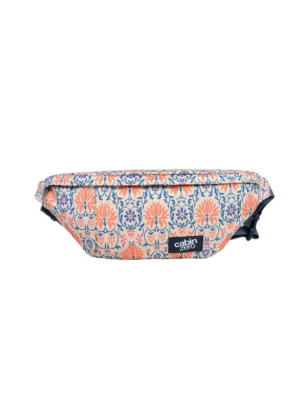 Cabinzero Hip Pack 2L V&A Edition in Azur Print