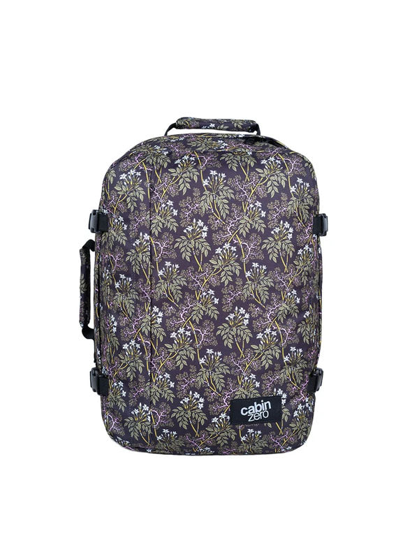 Cabinzero Classic 36L V&A Edition Backpack in Night Floral Print - This Is For Him