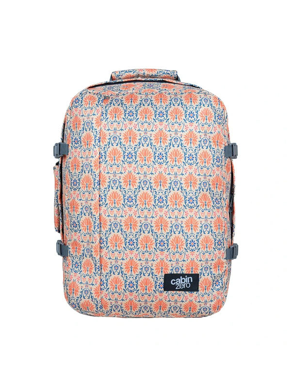 Cabinzero Classic 44L V&A Edition Backpack in Azar Print