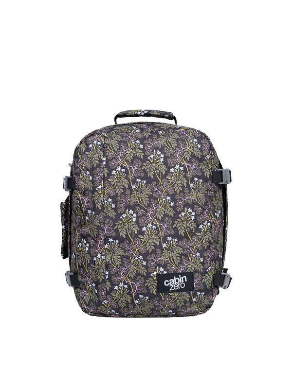 Cabinzero Classic 28L V&A Edition Backpack in Night Floral Print