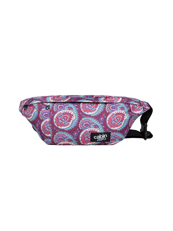 Cabinzero Hip Pack 2L V&A Edition in Paisley Print