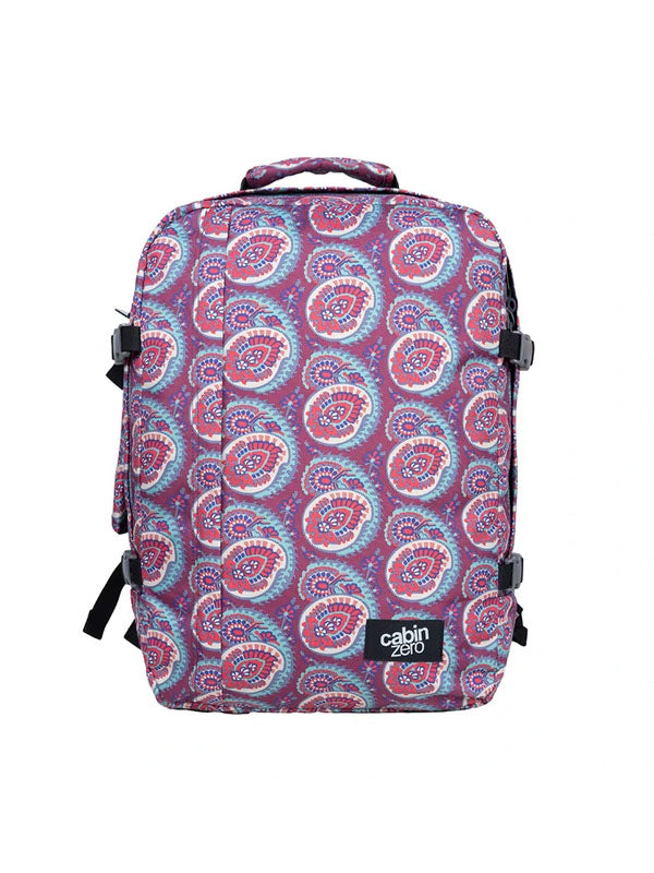 Cabinzero Classic 44L V&A Edition Backpack in Paisley Print