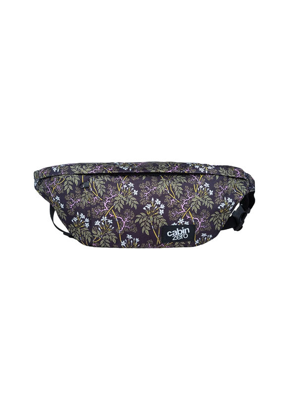 Cabinzero Hip Pack 2L V&A Edition in Night Floral Print