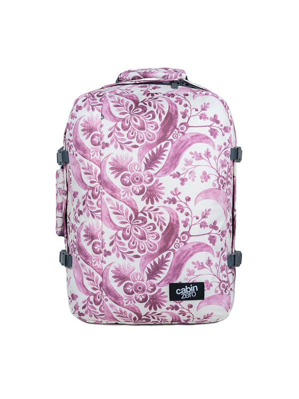 Cabinzero Classic 44L V&A Edition Backpack in Spitalfields Print