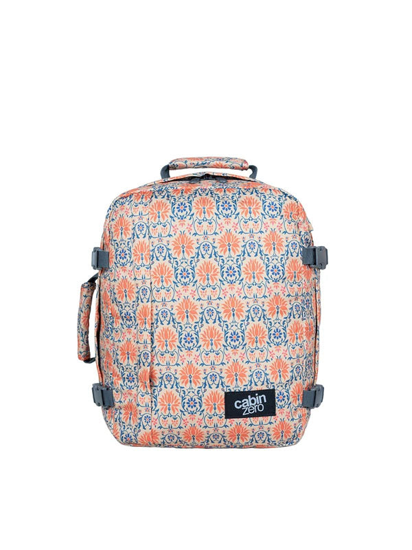 Cabinzero Classic 28L V&A Edition Backpack in Azar Print