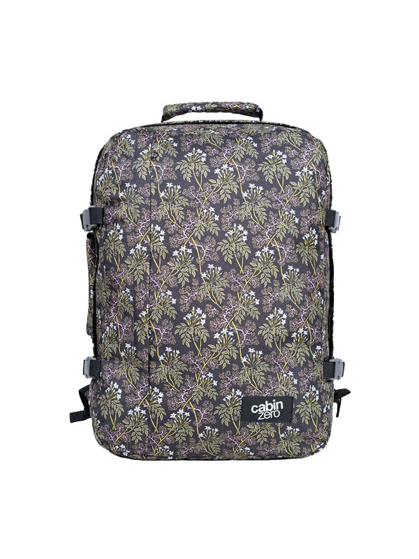 Cabinzero Classic 44L V&A Edition Backpack in Night Floral Print