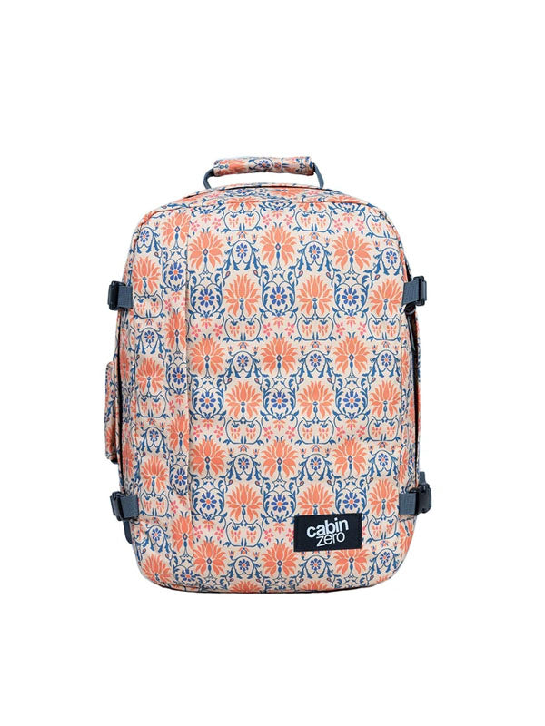 Cabinzero Classic 36L V&A Edition Backpack in Azar Print