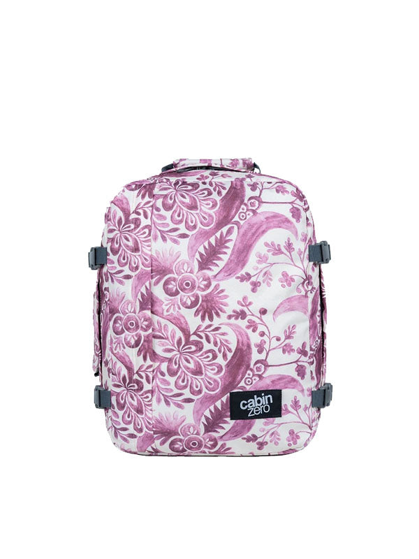 Cabinzero Classic 28L V&A Edition Backpack in Spitalfields Print