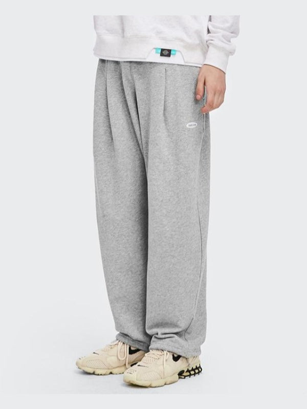 """Earth Song"" Sweatpants Grey"