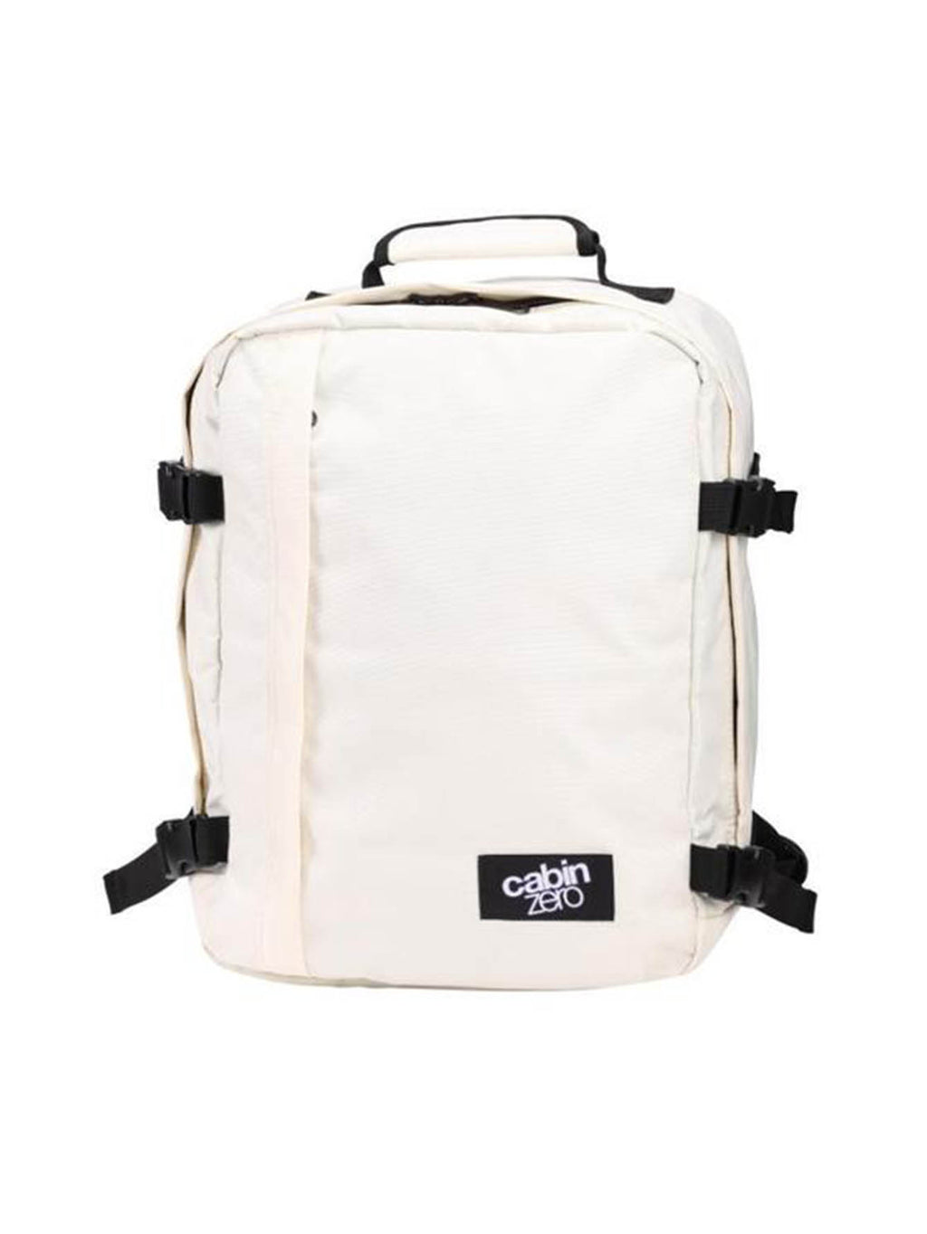 Cabinzero Classic 28L Ultra-Light Cabin Bag in Cabin White Color