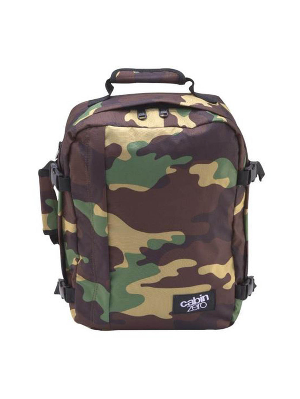 Cabinzero Classic 28L Ultra-Light Cabin Bag in Jungle Camo Color