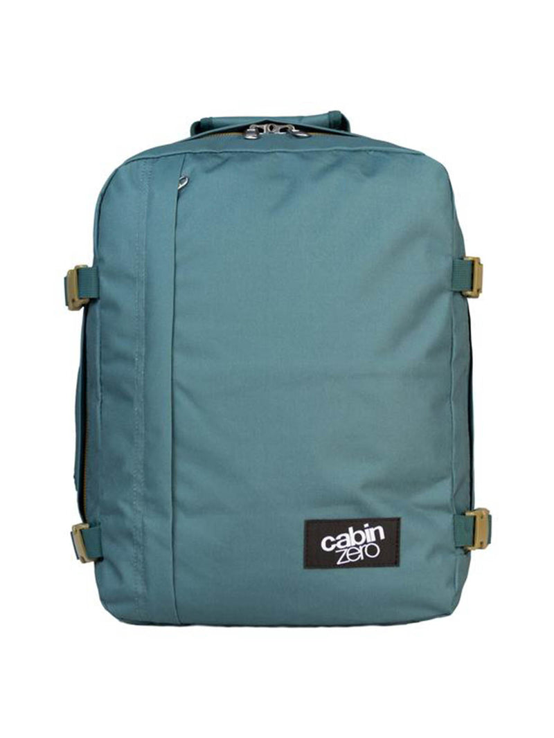 Cabinzero Classic 28L Ultra-Light Cabin Bag in Mallard Green Color
