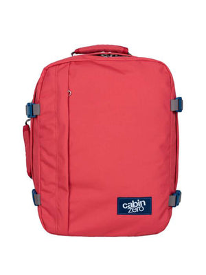 Cabinzero Classic 28L Ultra-Light Cabin Bag in Red Sky Color